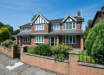 Thumbnail 5 bedroom detached house for sale in Bramley Close, Swinton, Manchester