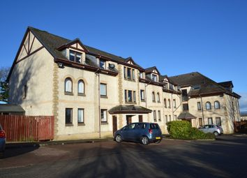 Thumbnail 2 bed flat to rent in Barony Court, Cambusbarron, Stirling