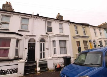 Thumbnail 4 bed terraced house for sale in Manor Road, Hastings, East Sussex