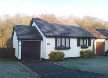 Thumbnail 2 bedroom detached bungalow to rent in Woodland Close, Barnstaple