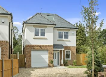 Thumbnail 5 bed detached house for sale in Richards Road, Stoke D'abernon, Cobham