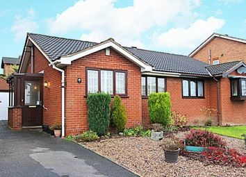 Thumbnail 2 bed bungalow for sale in Westwood Close, Inkersall, Chesterfield, Derbyshire