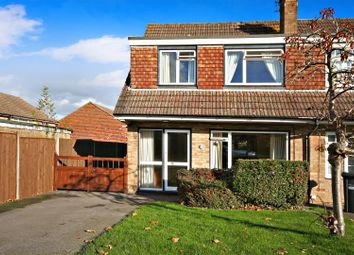 Thumbnail 3 bed semi-detached house to rent in Petworth Drive, Burgess Hill
