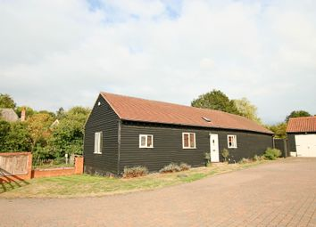 Thumbnail 2 bed barn conversion for sale in May Street, Great Chishill, Royston