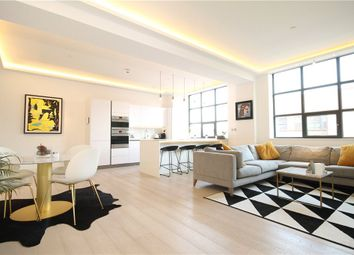Thumbnail 1 bed flat for sale in Long Island House, 42 Warple Way, London