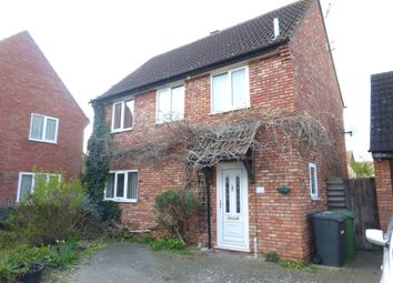 Thumbnail 3 bedroom detached house for sale in Canonsfield, Werrington, Peterborough