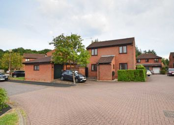 Thumbnail 3 bed detached house for sale in Kimbolton Court, Giffard Park, Milton Keynes
