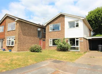 Thumbnail 4 bed detached house for sale in Valebridge Drive, Burgess Hill