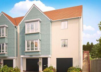 Thumbnail 4 bed detached house for sale in Camomile Lawn, Weston Lane, Totnes, Devon