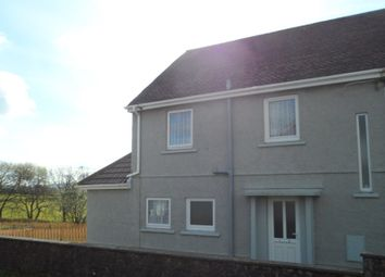 Thumbnail 3 bed semi-detached house for sale in Brynbrain Estate, Cwmllynfell, Swansea