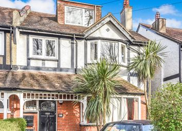 Thumbnail 3 bed maisonette for sale in Marchmont Road, Wallington