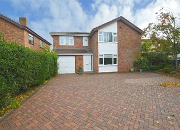 Thumbnail 5 bed detached house for sale in Bawnmore Road, Bilton, Rugby, Warwickshire