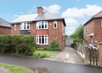 Thumbnail 3 bed semi-detached house for sale in Lees Hall Avenue, Norton Lees, Sheffield