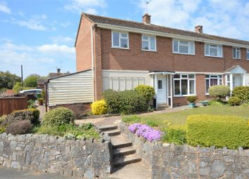 Thumbnail 3 bed semi-detached house for sale in Station Road, Pinhoe, Exeter