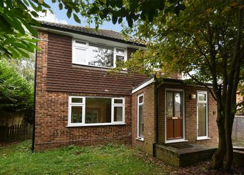 Thumbnail 3 bed detached house for sale in Wellington Road, Crowthorne, Berkshire