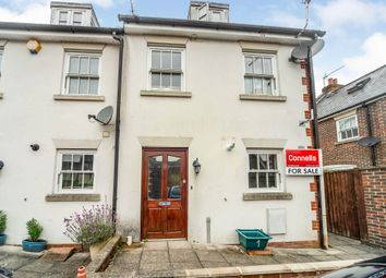 Thumbnail 3 bed end terrace house for sale in Bryanston Street, Blandford Forum