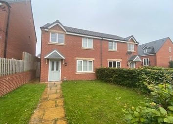 Thumbnail 3 bed semi-detached house to rent in Sheffield Road, Chesterfield