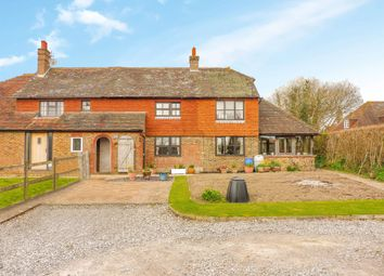 Thumbnail 3 bed semi-detached house for sale in Haywards Heath Road, North Chailey, Lewes