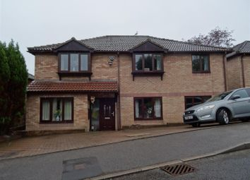 Thumbnail 1 bed property to rent in Heol Brofiscin, Groesfaen, Pontyclun