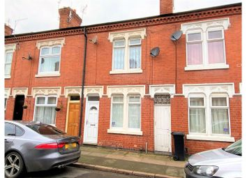 Thumbnail 2 bed terraced house for sale in Cranmer Street, Off Hinckley Road