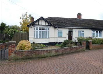 Thumbnail 2 bed semi-detached bungalow for sale in Portland Place, Grimsby