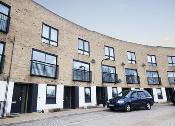 Thumbnail 3 bedroom terraced house to rent in Southfields Green, Gravesend, Kent