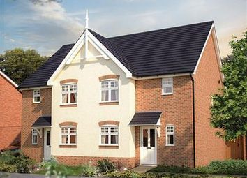 Thumbnail 3 bed semi-detached house for sale in Burfield Grange, Park Road, Halisham, East Sussex