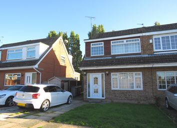 Thumbnail 3 bed property to rent in Sycamore Avenue, Moreton, Wirral
