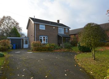 Thumbnail 3 bed detached house for sale in Middlecroft Road South, Staveley, Chesterfield