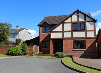 Thumbnail 4 bed detached house for sale in Collen Wen, Llanfairpwllgwyngyll