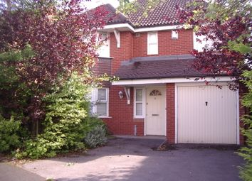 Thumbnail 4 bed detached house to rent in Senator Road, Thatto Heath, St Helens