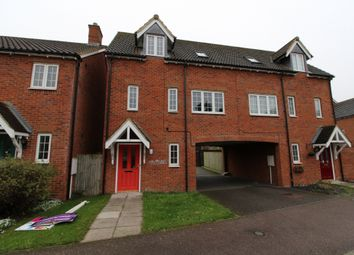 Thumbnail 2 bed semi-detached house for sale in Lovat Meadow Close, Newport Pagnell, Buckinghamshire