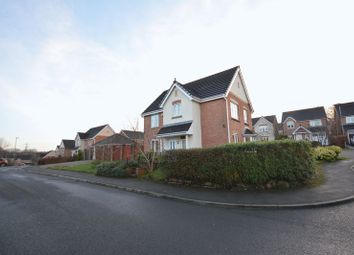 Thumbnail 4 bed detached house for sale in Meadowfields, Blackburn