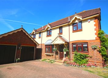 Thumbnail 5 bed detached house for sale in Addlestone, Surrey