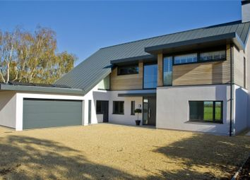 Thumbnail 6 bed detached house for sale in Lymington Road, Milford On Sea, Lymington, Hampshire
