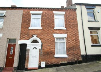 Thumbnail 3 bed terraced house to rent in Bold Street, Northwood, Stoke-On-Trent