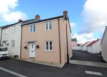 Thumbnail 3 bedroom end terrace house to rent in Bownder Corbenic, Newquay, Cornwall