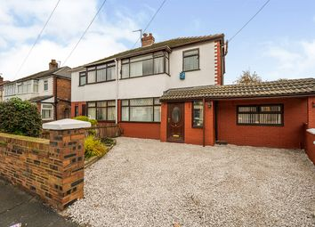 Thumbnail 3 bed semi-detached house for sale in Hale Road, Widnes, Cheshire