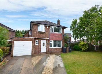 Thumbnail 3 bed property for sale in Chestnut Road, North Hykeham, Lincoln