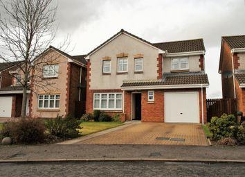 Thumbnail 4 bed detached house for sale in Petrie Way, Arbroath