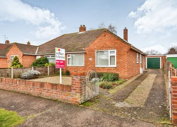 Thumbnail 3 bedroom semi-detached bungalow for sale in Neylond Crescent, Hellesdon, Norwich