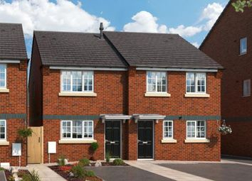 "Thumbnail 2 bed property for sale in ""The Buttercup At Lyme Gardens, Stoke-On-Trent"" at Wellington Road, Hanley, Stoke-On-Trent"