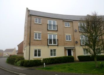 Thumbnail 2 bed flat for sale in Holly Blue Road, Wymondham