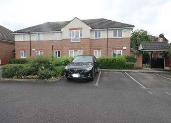 Thumbnail 2 bed flat for sale in William Close, Urmston, Manchester