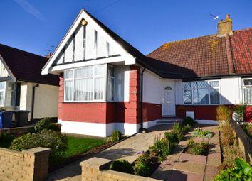 Thumbnail 2 bed semi-detached bungalow for sale in Milton Avenue, Barnet