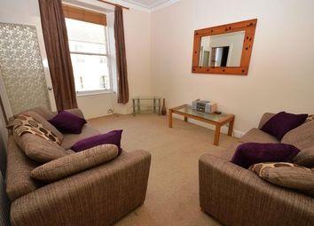 Thumbnail 1 bed flat to rent in Prince Regent Street, Edinburgh