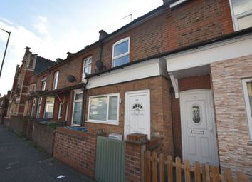 Thumbnail 3 bed terraced house to rent in Leavesden Road, North Watford