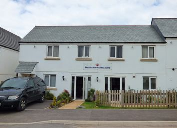 Thumbnail 2 bed flat for sale in High Street, North Tawton