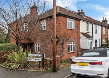 Thumbnail 4 bed semi-detached house to rent in Armstrong Road, Englefield Green, Egham