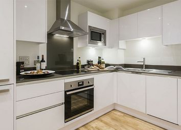 Thumbnail 2 bed flat for sale in Milliner Quarter, Luton